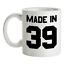 Made-in-039-39-Mug-80th-Compleanno-1939-Regalo-Regalo-80-Te-Caffe miniatura 1