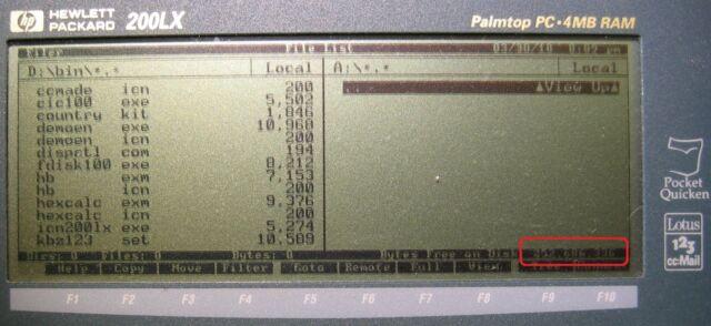 HP 200LX HP 100LX PALMTOP Compact Flash PCMCIA Card 16MB 32MB 64MB 128MB 256MB