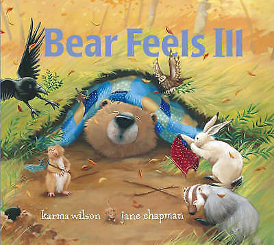 Bear Feels Ill, Wilson, Karma, Paperback, Very Good Book