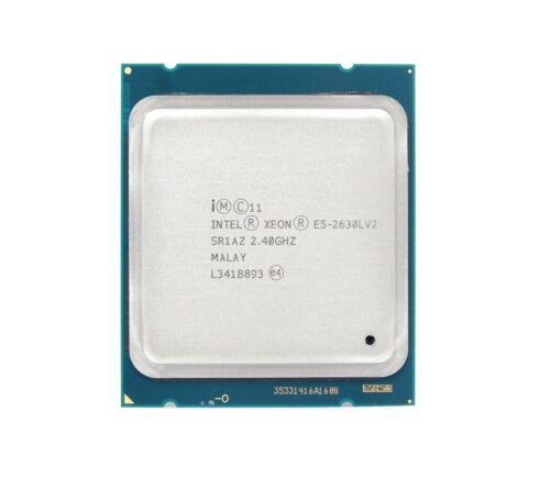 E5-2630L V2 INTEL XEON E5-2630LV2 2.40GHZ 6CORE 15MB LGA 2011 PROCESSOR