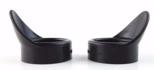 2x Augenmuschel für Carl Zeiss Jena Fernglas Binoctem 7x50 Rub1#