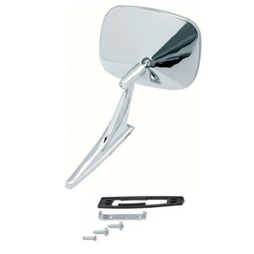 4020-410-68R New Die Cast Passenger Side Outside Rear View Mirror
