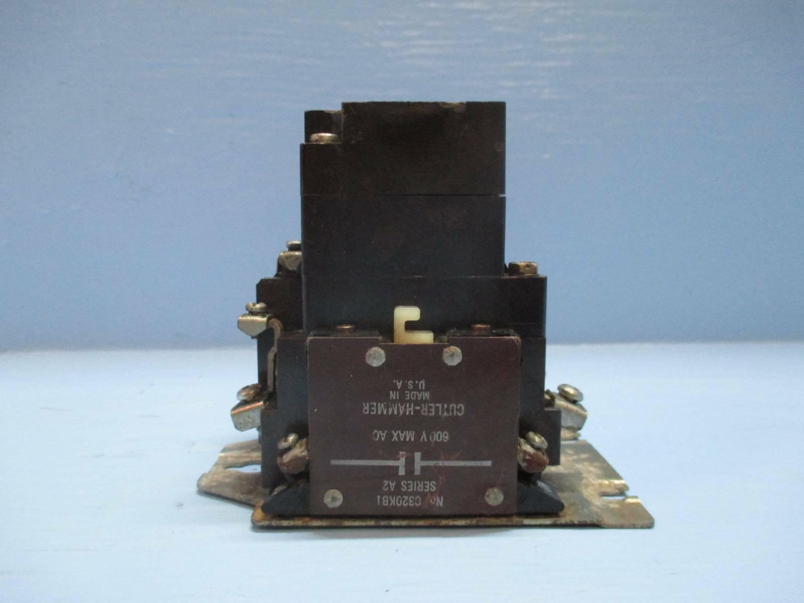 Cutler Hammer A10CN0 Size 1 Starter  120//110 volt coil