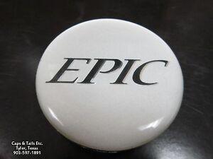 Epic Center Cap Epic Custom Wheel Center Cap 991-0260 10373 NEW