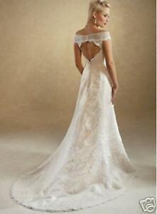 SUR MESURE! Originale!Superbe robe Mariée