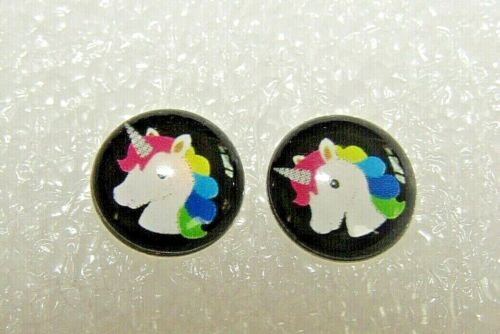SELECTION OF GIRLS UNICORN JEWELLERY EARRINGS NECKLACES KEY RINGS BOOK MARK GIFT