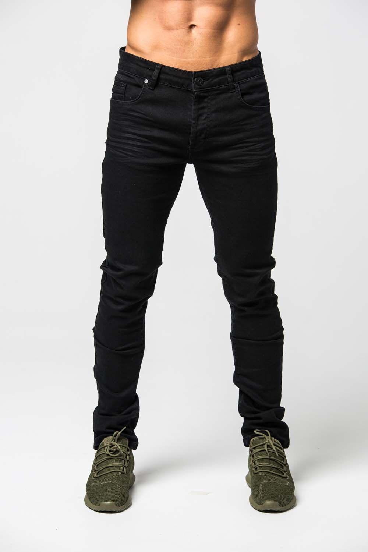Da Uomo Nuova Scorreria Chase Vestito Zip e Bottone Super Elegante Jeans Classici