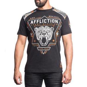 Affliction Spartan Sport Tee Black
