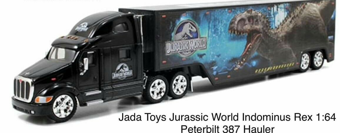 Jada spielzeug - modell  welt indominus rex 1 64 windschutzscheibe 387 transportfahrzeuge