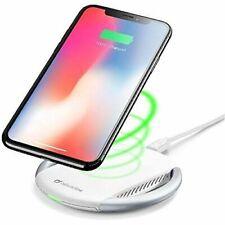 Artikelbild Cellularline Wireless Fast Charger Pad Kabellos Qi USB-C Weiß