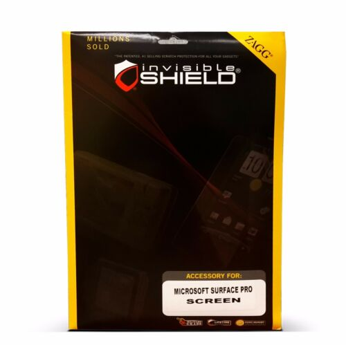 InvisibleShield for Microsoft Surface Pro Screen Protector
