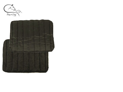 HKM Quilted Cushioned Under Bandage Pads Choice Of SizesColours FREE DELIVERY
