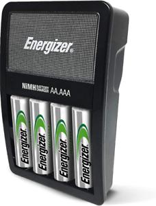 Energizer-Rechargeable-AA-und-AAA-Akku-Ladegeraet-Aufladen-Wert-mit-4-AA-1-PC