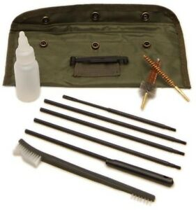 New-Gun-Cleaning-Kit-Clean-Tool-Brush-Oil-Rod-Hunting-Shooting-Various-Calibres