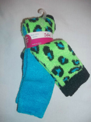 NEW JUSTICE DREAMY 2 PACK SOFT KNEE HIGH SOCKS CHOOSE SIZE S//M SHOE 13-5 M//L 5-9