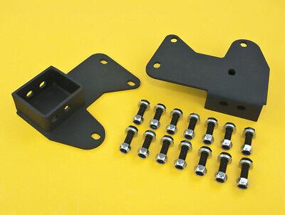 "Axle Pivot Drop W// Camber For 2-4/"" LiftBronco II Ranger 83-97 4x4"
