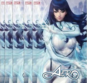 2019-Five-5-copies-AERO-1-Stanley-Artgerm-Lau-Variant-Cover