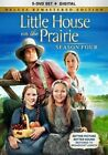 Little House on The Prairie Season 4 (deluxe Remastered Edition DVD UltraViole