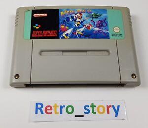 Super-Nintendo-SNES-Mega-Man-X-PAL-FAH