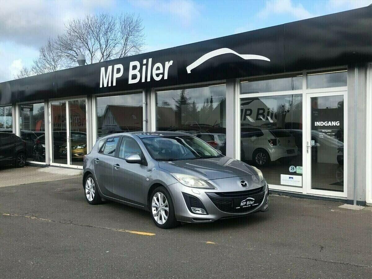 Mazda 3 2,2 DE Premium Van