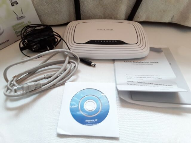 Wireless N Router TP-Link TL-WR841N 300mbps