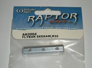 THUNDER-TIGER-RAPTOR-SERIES-FLYBAR-SEESAW-R30-ART-AK004