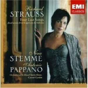 Nina-appuie-034-4-derniere-chansons-Salome-Capriccio-034-CD-NEUF