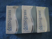 3 X Demograss Plus Demograss Pill Authentic Weight Loss 90 Capsule 100% Natural