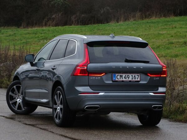 Volvo XC60 2,0 D4 190 Inscription aut. - billede 4