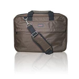 15-6-034-STYLISH-BROWN-LAPTOP-NOTEBOOK-MACBOOK-BAG-CARRY-CASE-COVER-SHOULDER-STRAP