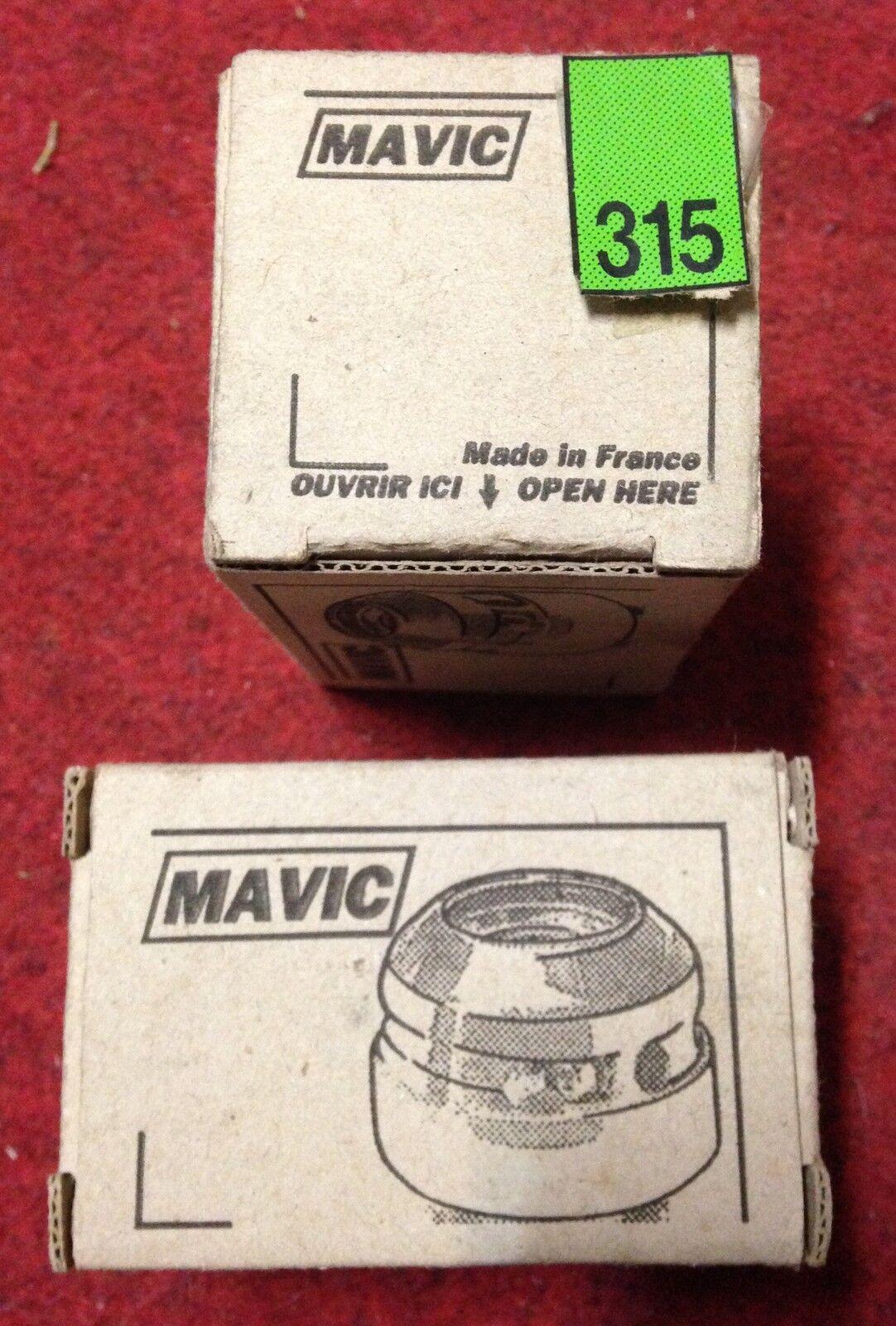 Cartridge bike Head set Mavic 315 Serie Sterzo bici 1 vintage