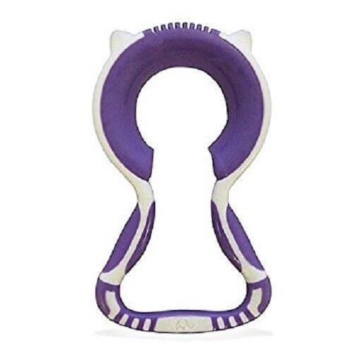 Li/'l Helper Baby Bottle Holder One Size  Fits Almost All Bottle Sizes Purple