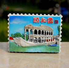 TOURIST SOUVENIR 3D Resin Travel Fridge Magnet - The Summer Palace Beijing China