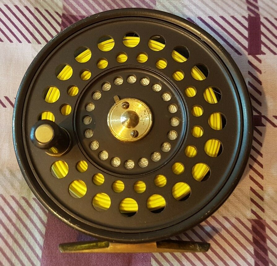 Più rari Hardy ST Aiden Limited Edition Fly Reel