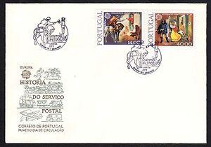 PORTOGALLO-1979-FDC-Europa-CEPT