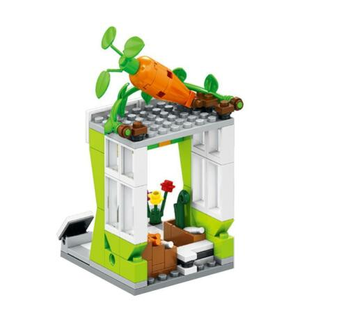 Vegetable Market Modular Buildings Stores Brick Blocks FAST FREE USA SHIPPING