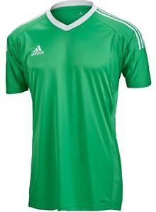 51a7f4493  60 NWT Men s Adidas Revigo 17 Goalkeeper Adizero Jersey Sz XL