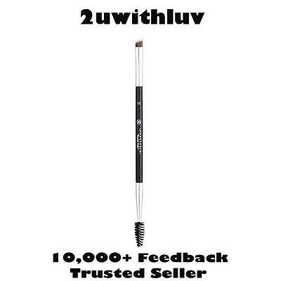 ANASTASIA BEVERLY HILLS SYNTHETIC DUO EYEBROW BRUSH #12 AUTHENTIC FROM U.S.