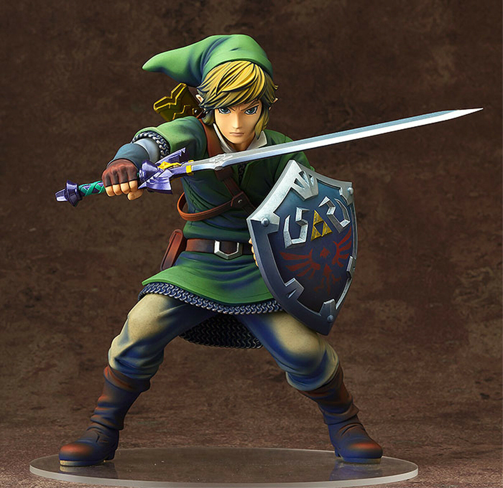 Legend of Zelda: Skyword Sword  LINK 1/7TH SCALE STATUE Good Smile Max Factory