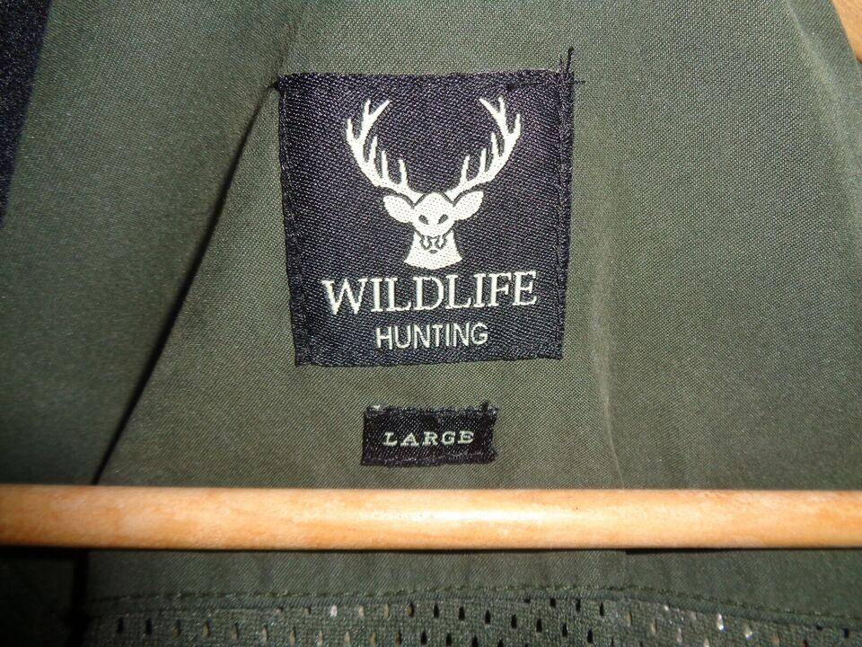 Jagttøj, WILD LIFE HUNTING, jakke
