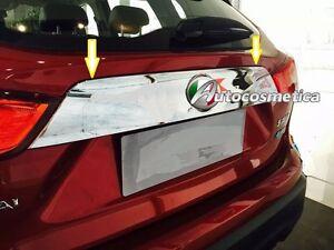 La Foto Se Esta Cargando Rahmen Profil Zentral In Abs Chrom Kofferraum Nissan