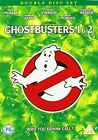 Ghostbusters 1 & 2 2x DVD