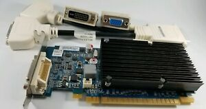 Dell Optiplex 3010 7010 9010 NVIDIA NVS 300 Dual VGA Monitor Video Graphics Card