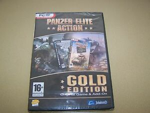 Panzer-Elite-Action-Gold-Edition-PC-Windows-2007-New-and-Sealed