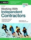 Working with Independent Contractors by Stephen Fishman (Paperback / softback, 2014)