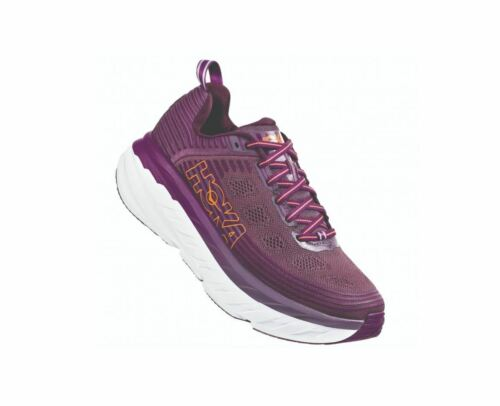 Hoka Women/'s Bondi 6 Running Shoes HOK082W