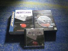 PC Spiel Star Wars Rebellion Erstausgabe BIG BOX mit Handbuch usw.