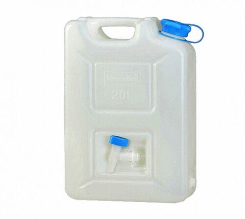 Hünersdorff Wasserkanister Profi 22 Liter stapelbar