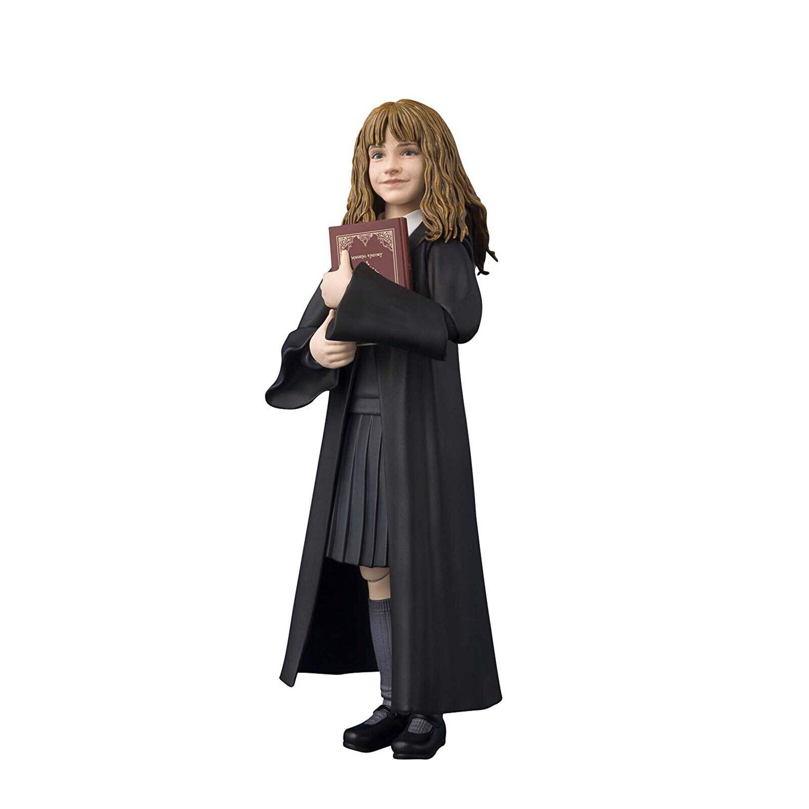 Bandai Harry Potter Sorcerer's Piedra Hermione Granger Figuarts Figura De Acción Nueva