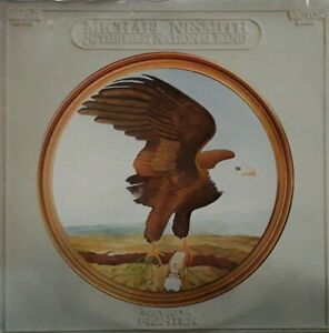 Mike-Nesmith-And-National-Band-Nevada-Fighter-Vinyl-LP-1971-RCA-Victor-LSP-4497